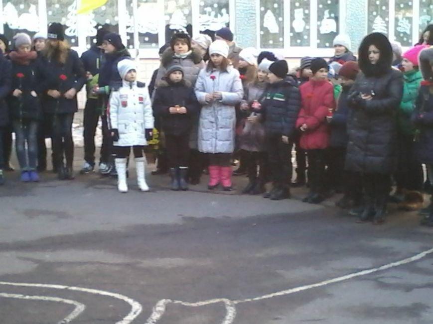 В Кривом Роге открыли мемориальную доску Александру Семенищенкову, погибшему под Иловайском (ФОТО), фото-3