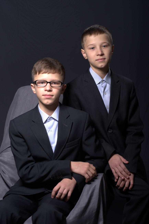 Брати Роман та Богдан Лебіді