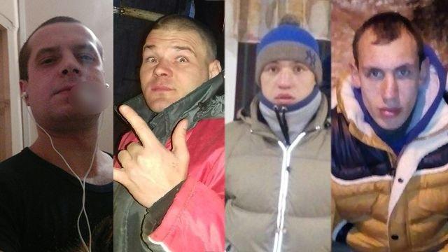 СМИ опубликовали фото злоумышленников, напавших на бойцов Росгвардии в Новой Москве (ФОТО), фото-1