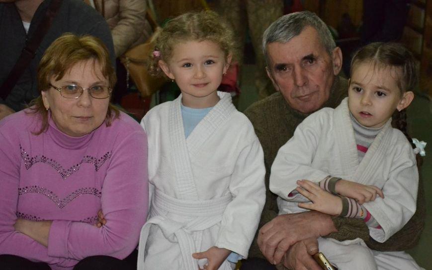 В Гаспре открытым новогодним турниром по сумо среди малышей завершили 2016 год, фото-2