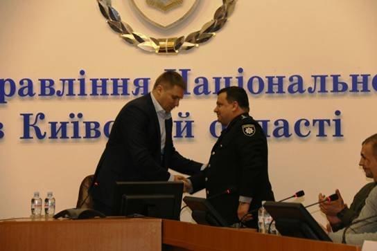 Стало відомо ім'я нового очільника поліції Київської області (Фото, Відео), фото-1