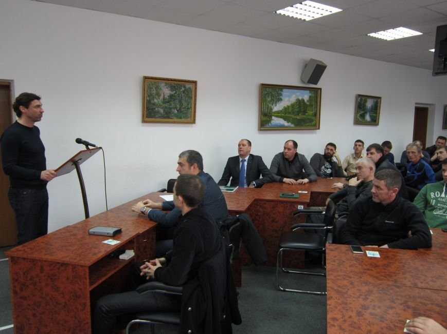 ГО «Броварська міська футбольна федерація» провела звітно-виборчі збори, фото-2