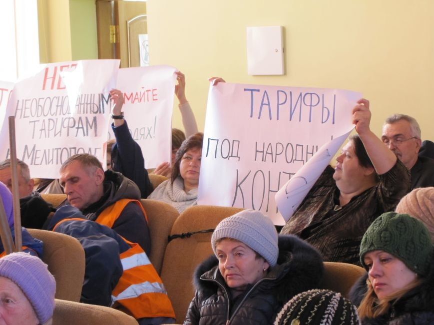 В Мелитополе дворники ругали депутатов горсовета и предлагали самим мести улицы (фото, видео), фото-1