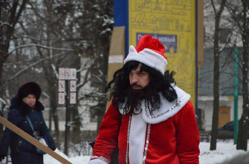 Фотопятница: добрый Дедушка Мороз, фото-17