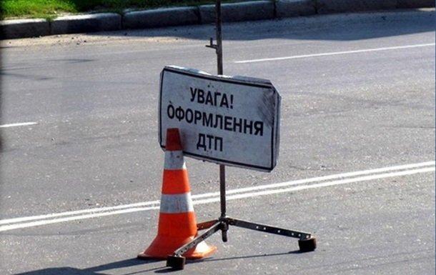 """П'яний водій на """"Вольво"""" спричинив ДТП на трасі Київ-Чоп, фото-1"""