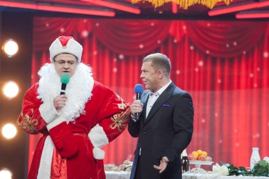 новогоднее ТВ2