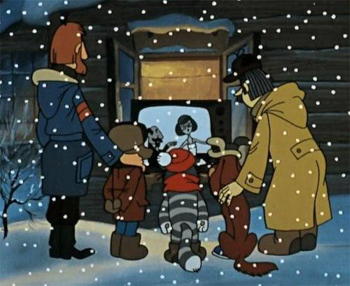 новогоднее ТВ1