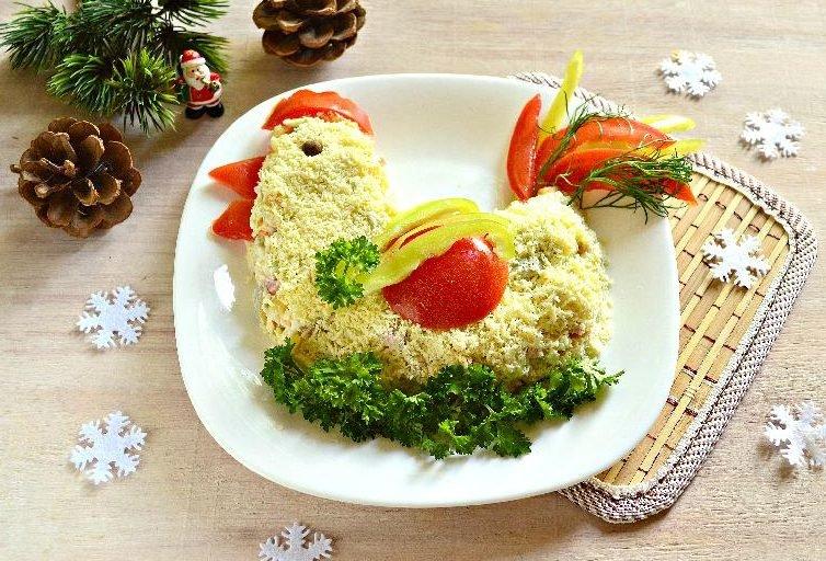 Які страви новорічної вечері сподобаються Вогняному півнику?, фото-1