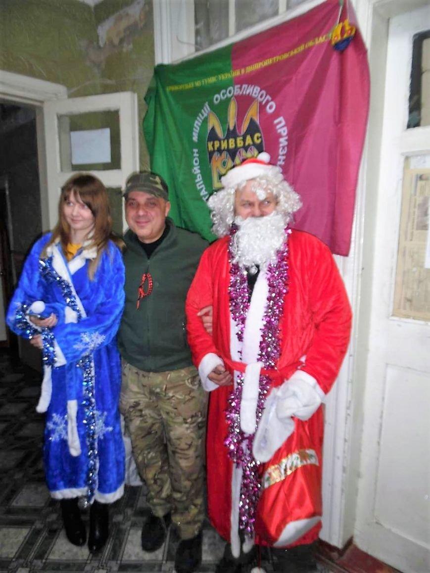 Криворожский Дед Мороз привез бойцам в зону АТО  подарки к Новому году (ФОТО), фото-15