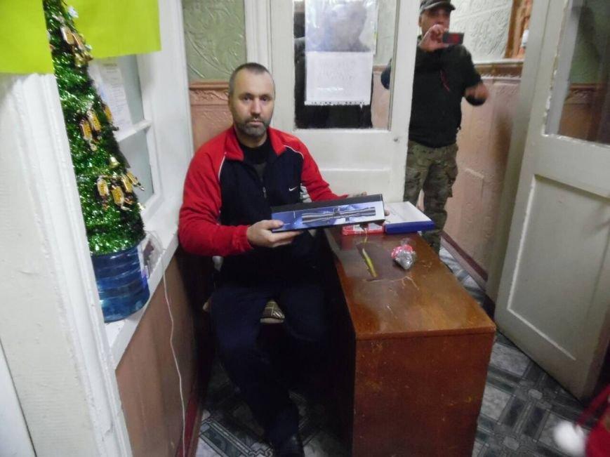 Криворожский Дед Мороз привез бойцам в зону АТО  подарки к Новому году (ФОТО), фото-16