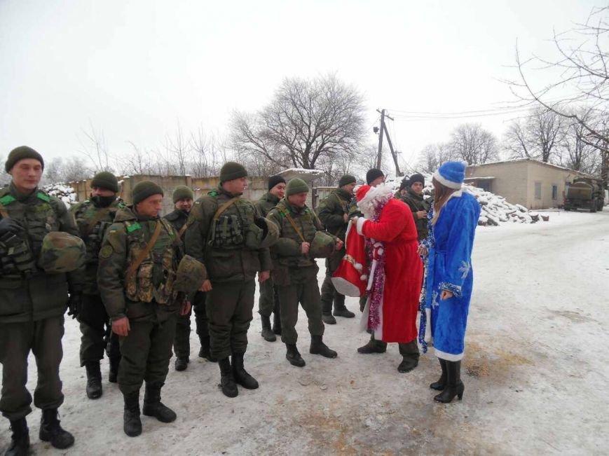 Криворожский Дед Мороз привез бойцам в зону АТО  подарки к Новому году (ФОТО), фото-6