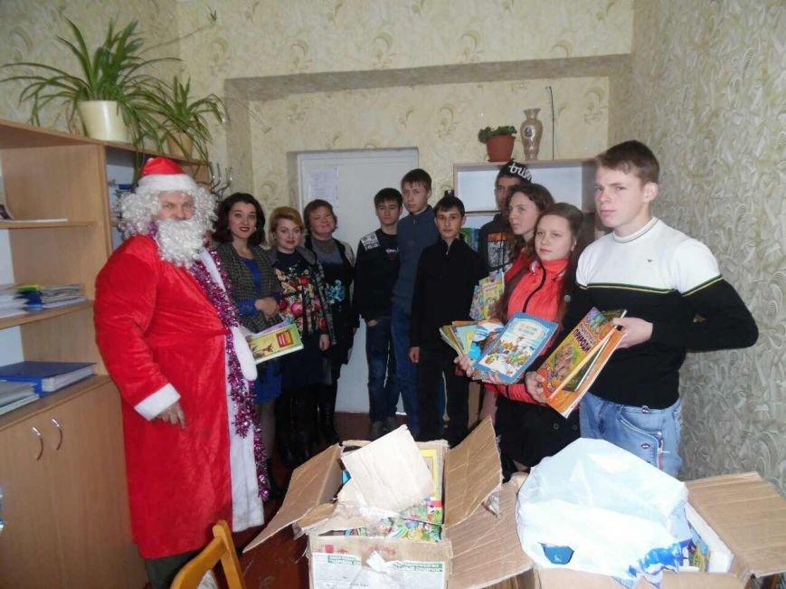 Криворожский Дед Мороз привез бойцам в зону АТО  подарки к Новому году (ФОТО), фото-1
