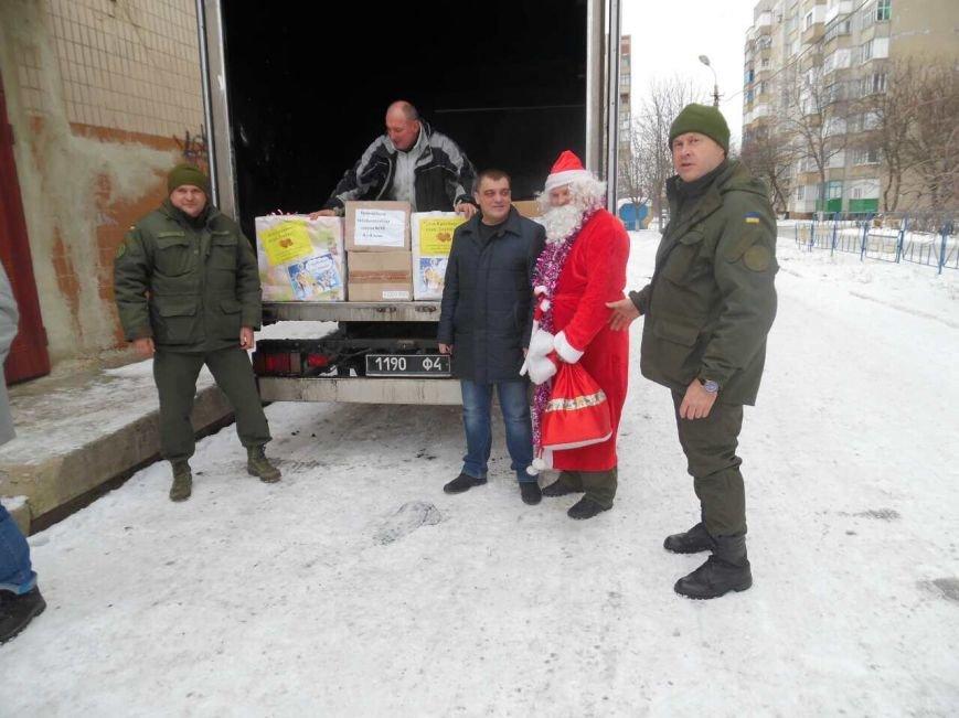 Криворожский Дед Мороз привез бойцам в зону АТО  подарки к Новому году (ФОТО), фото-8