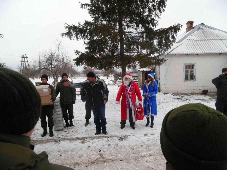 Криворожский Дед Мороз привез бойцам в зону АТО  подарки к Новому году (ФОТО), фото-7