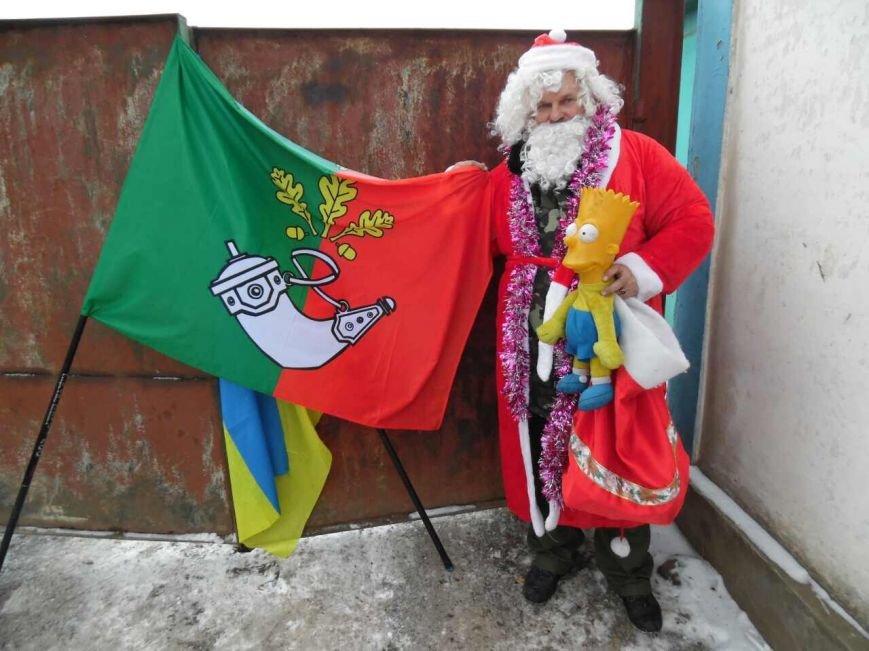 Криворожский Дед Мороз привез бойцам в зону АТО  подарки к Новому году (ФОТО), фото-21