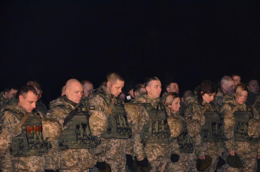 Президент Украины вручил подарок Донецкому погранотряду  в Мариуполе и останется встречать Новый год с военными (ФОТО+ВИДЕО+ДОПОЛНЕНО), фото-6