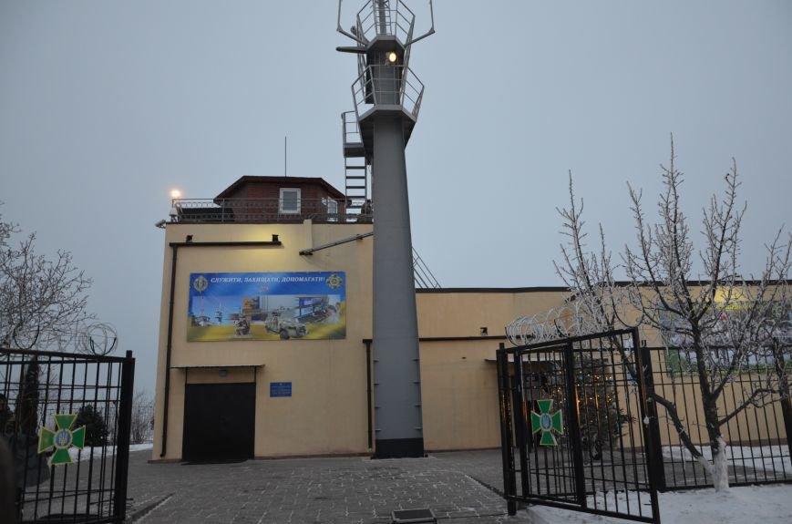 Президент Украины вручил подарок Донецкому погранотряду  в Мариуполе и останется встречать Новый год с военными (ФОТО+ВИДЕО+ДОПОЛНЕНО), фото-16