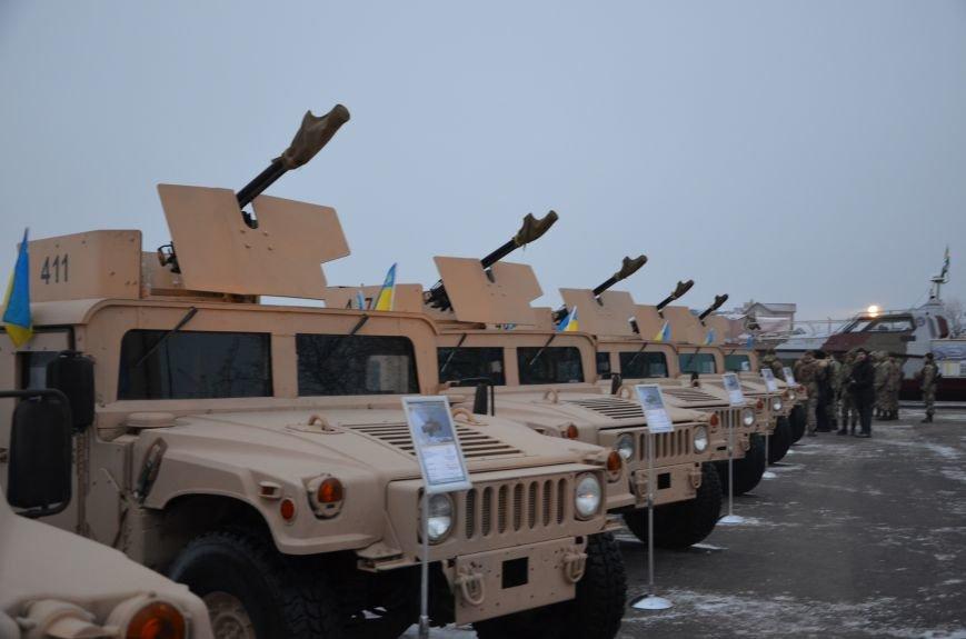 Президент Украины вручил подарок Донецкому погранотряду  в Мариуполе и останется встречать Новый год с военными (ФОТО+ВИДЕО+ДОПОЛНЕНО), фото-14
