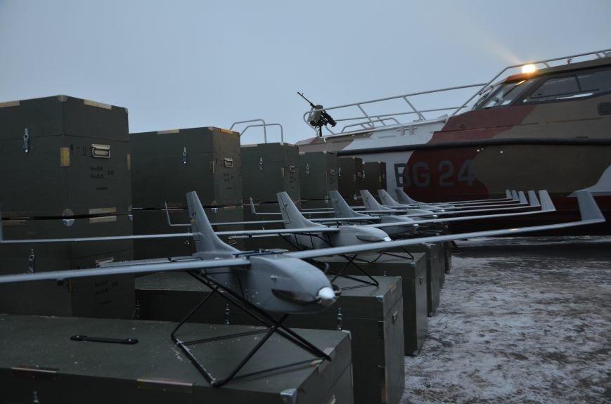 Президент Украины вручил подарок Донецкому погранотряду  в Мариуполе и останется встречать Новый год с военными (ФОТО+ВИДЕО+ДОПОЛНЕНО), фото-18