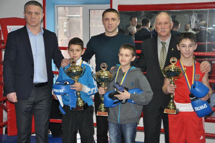 Завершился открытый чемпионат Мариуполя по боксу, фото-1