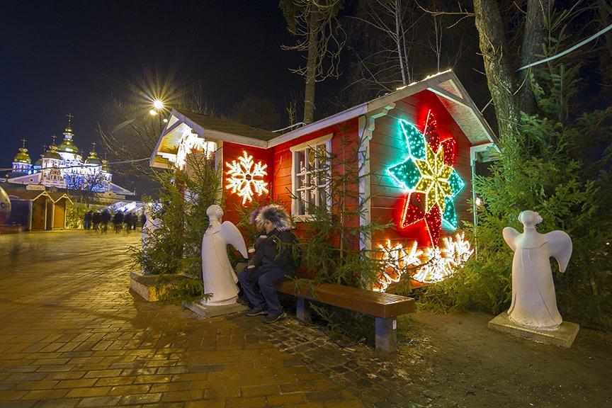 На Софии встретили Новый год (ФОТОРЕПОРТАЖ), фото-21