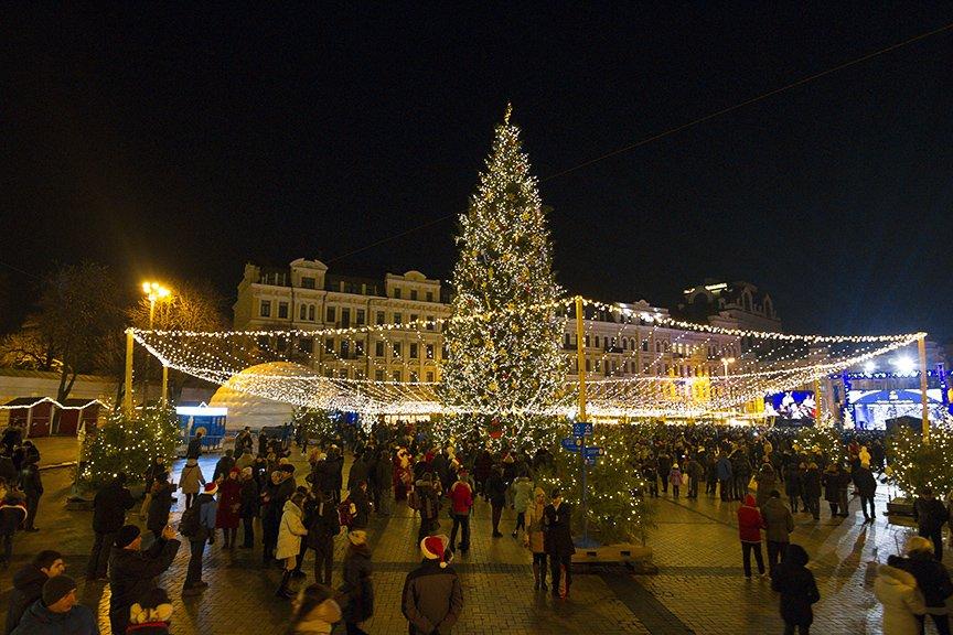 На Софии встретили Новый год (ФОТОРЕПОРТАЖ), фото-19