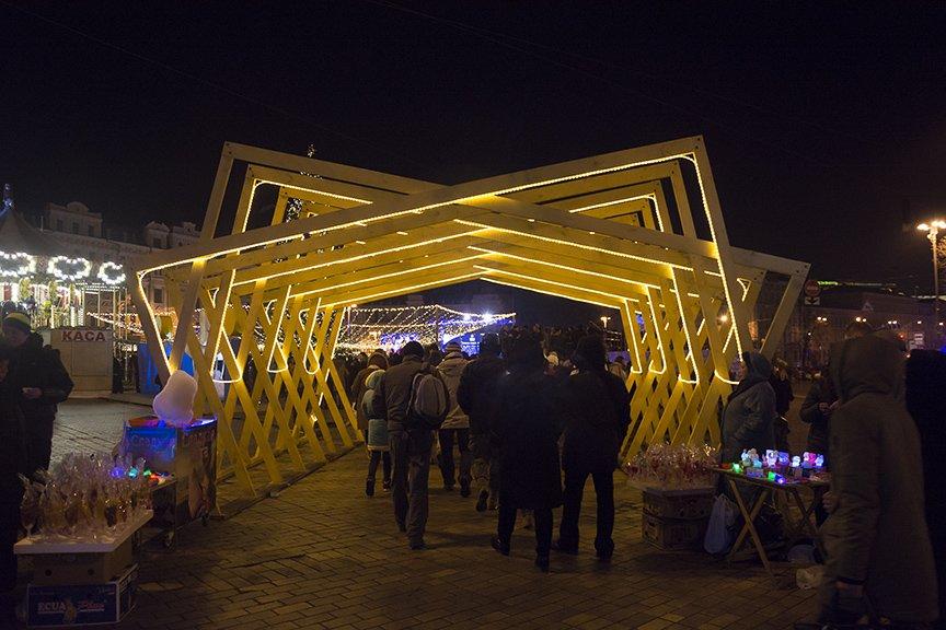 На Софии встретили Новый год (ФОТОРЕПОРТАЖ), фото-5