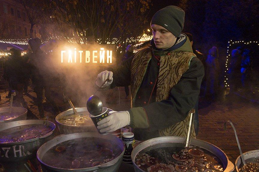 На Софии встретили Новый год (ФОТОРЕПОРТАЖ), фото-10
