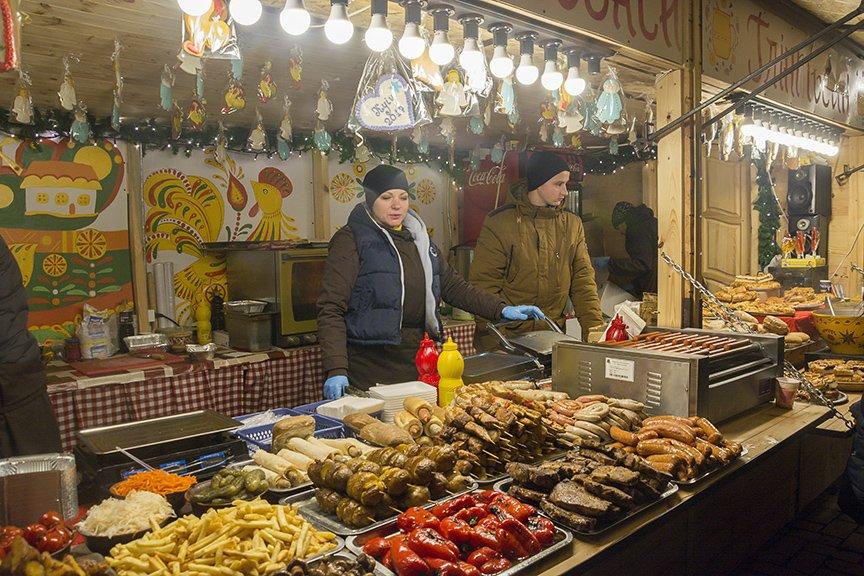 На Софии встретили Новый год (ФОТОРЕПОРТАЖ), фото-9