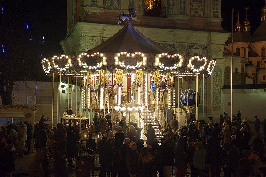 На Софии встретили Новый год (ФОТОРЕПОРТАЖ), фото-6