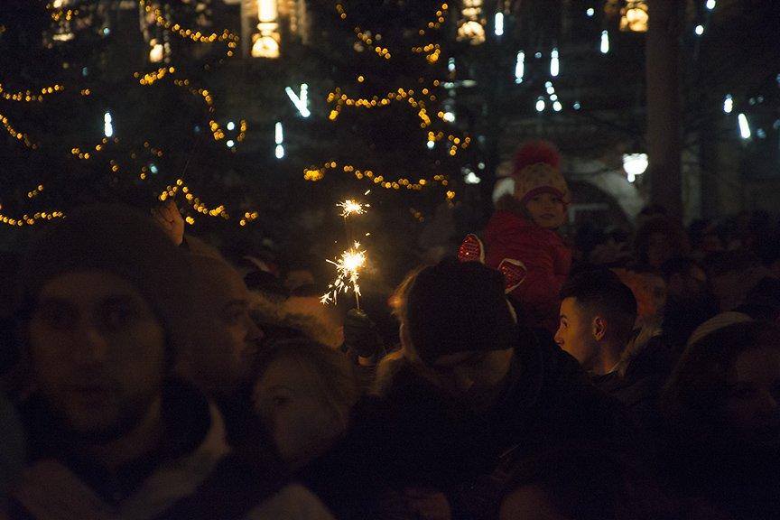 На Софии встретили Новый год (ФОТОРЕПОРТАЖ), фото-18