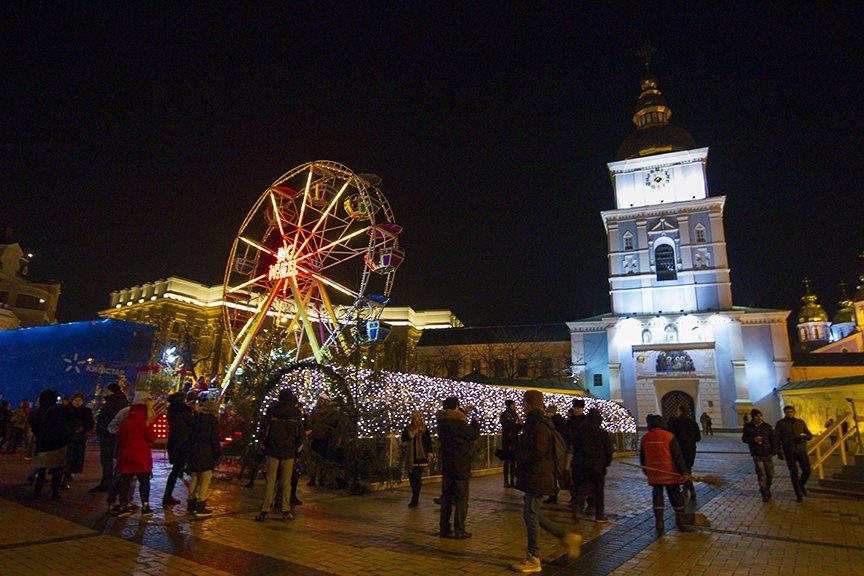 На Софии встретили Новый год (ФОТОРЕПОРТАЖ), фото-22