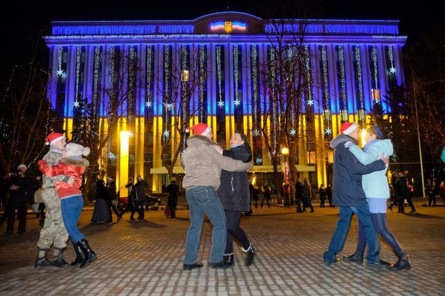 Участники АТО и волонтеры провели необычную акцию (ФОТО), фото-4