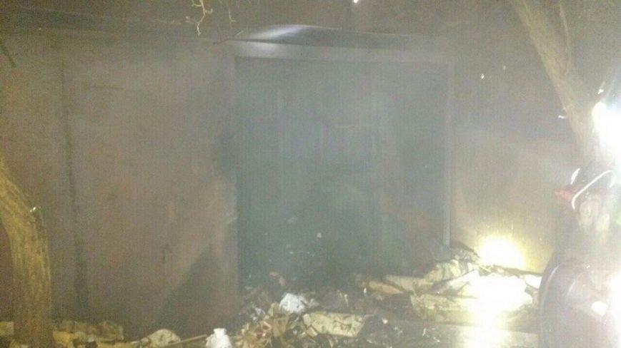Пожар в Днепре: в канун Нового года сгорел человек (ФОТО), фото-1