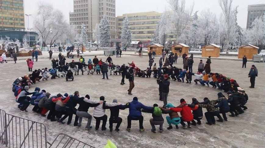 "Запорожцы провели ""трезвую"" пробежку, - ФОТО, ВИДЕО, фото-5"