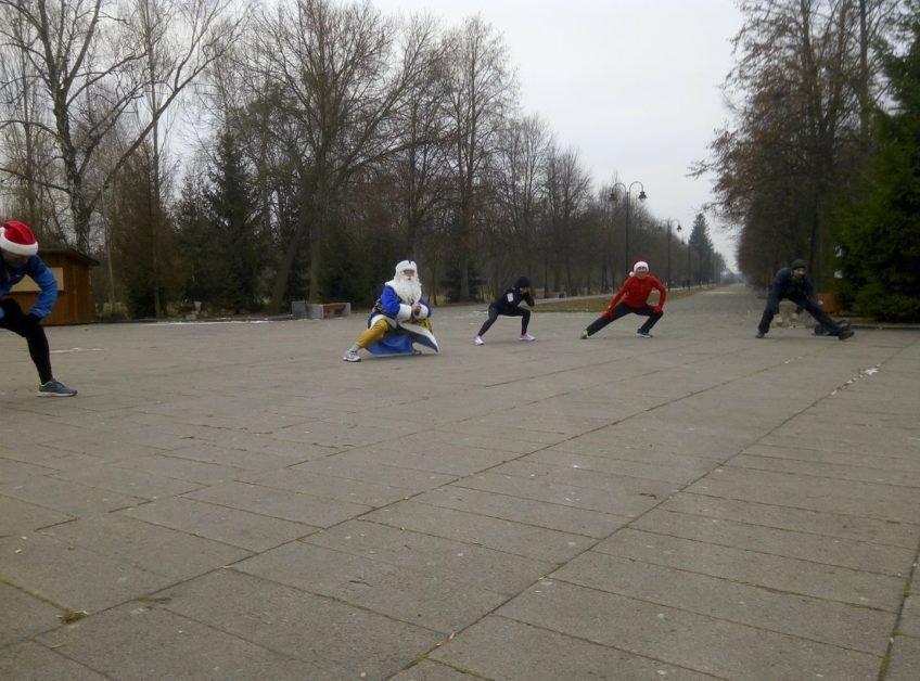 У Луцьку відбулася перша новорічна пробіжка (ФОТО), фото-1