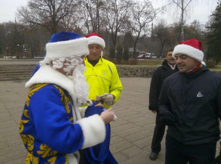 У Луцьку відбулася перша новорічна пробіжка (ФОТО), фото-4