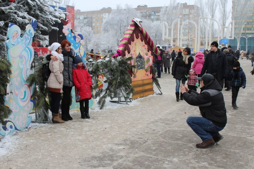 Как выглядит Запорожье в первый день нового года, - ФОТОРЕПОРТАЖ, фото-15