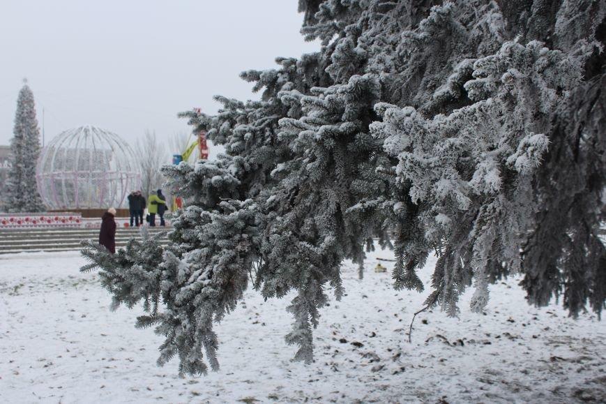 Как выглядит Запорожье в первый день нового года, - ФОТОРЕПОРТАЖ, фото-20