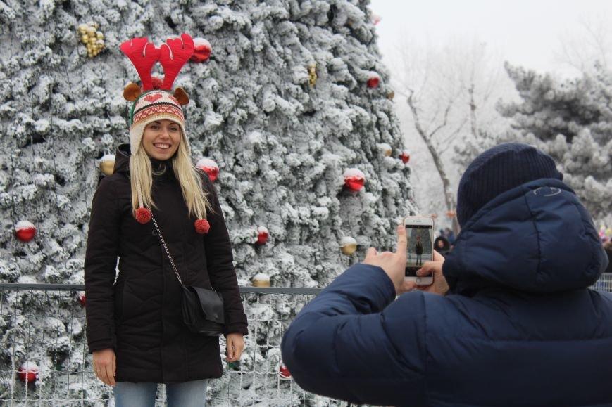 Как выглядит Запорожье в первый день нового года, - ФОТОРЕПОРТАЖ, фото-10
