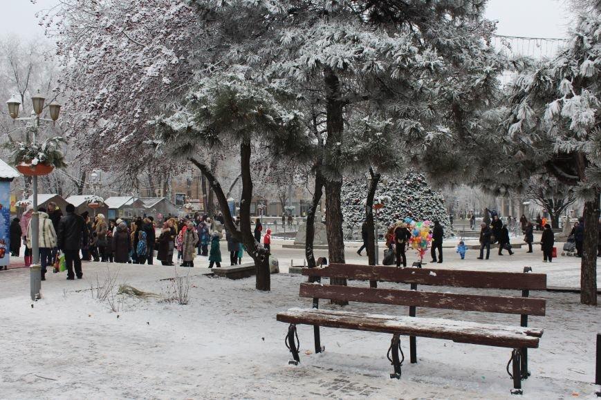 Как выглядит Запорожье в первый день нового года, - ФОТОРЕПОРТАЖ, фото-5