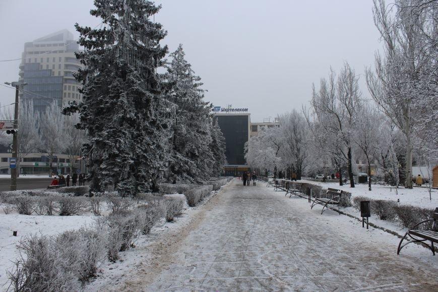 Как выглядит Запорожье в первый день нового года, - ФОТОРЕПОРТАЖ, фото-14