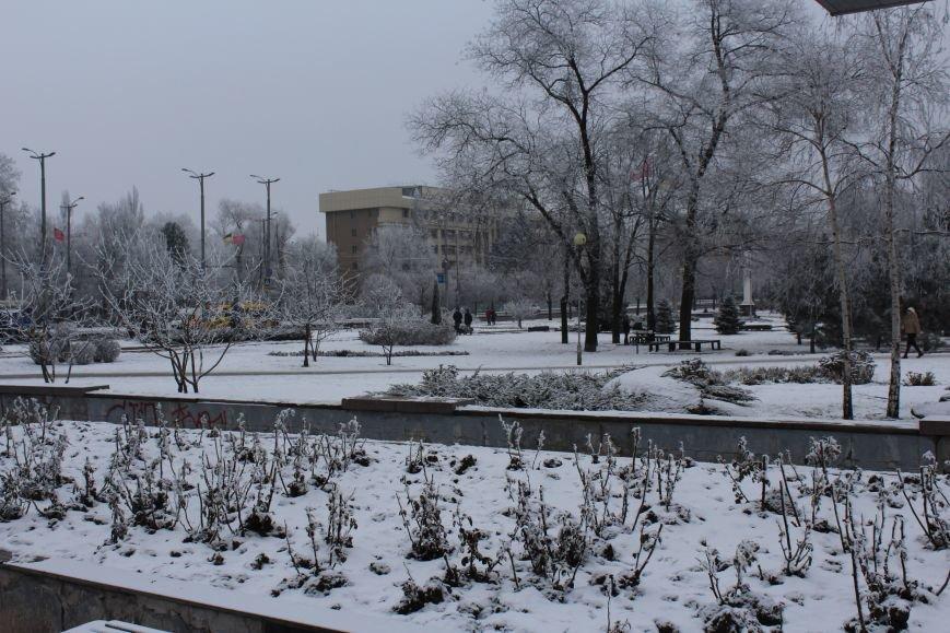 Как выглядит Запорожье в первый день нового года, - ФОТОРЕПОРТАЖ, фото-30