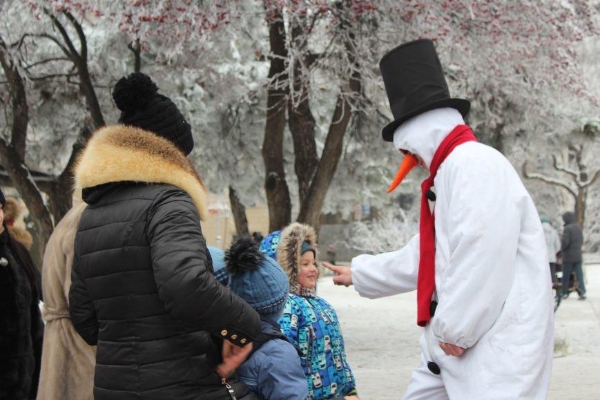 Как выглядит Запорожье в первый день нового года, - ФОТОРЕПОРТАЖ, фото-8