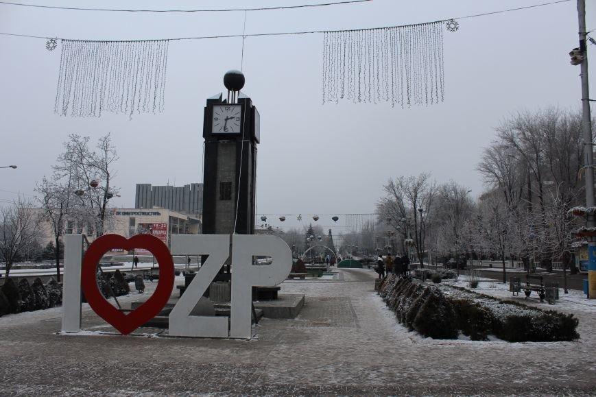 Как выглядит Запорожье в первый день нового года, - ФОТОРЕПОРТАЖ, фото-28