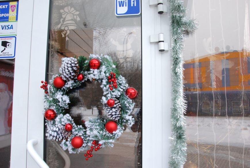 «Новогодние окна» Бердянска (ФОТОРЕПОРТАЖ), фото-16