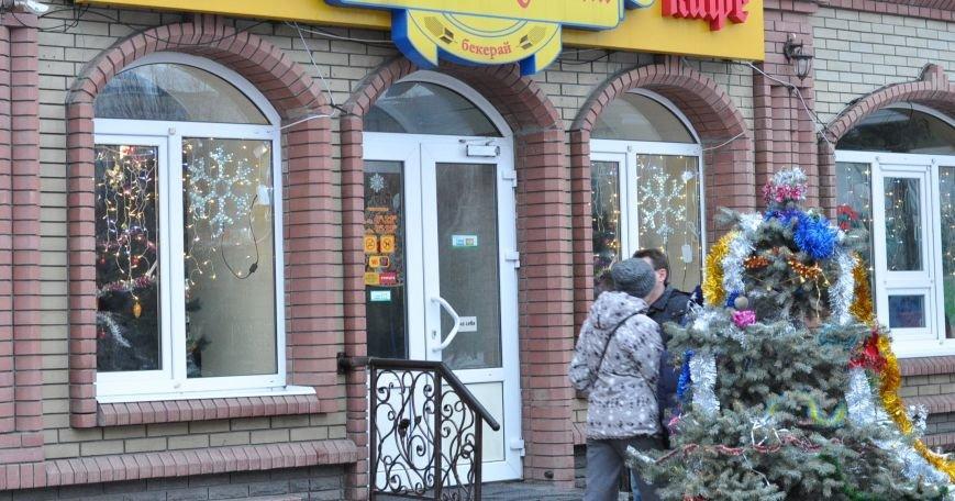 «Новогодние окна» Бердянска (ФОТОРЕПОРТАЖ), фото-15