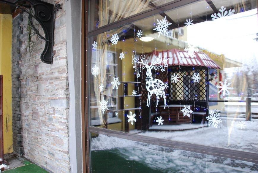 «Новогодние окна» Бердянска (ФОТОРЕПОРТАЖ), фото-13