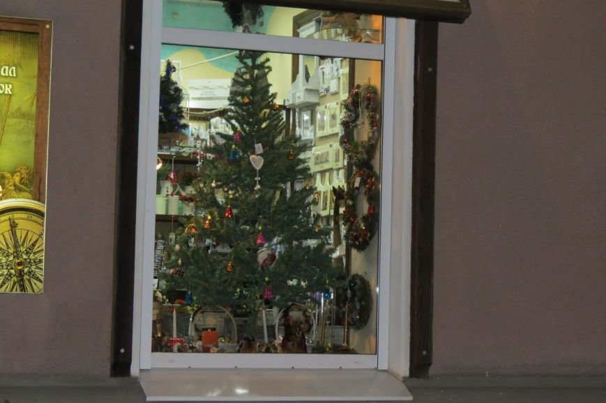 «Новогодние окна» Бердянска (ФОТОРЕПОРТАЖ), фото-19