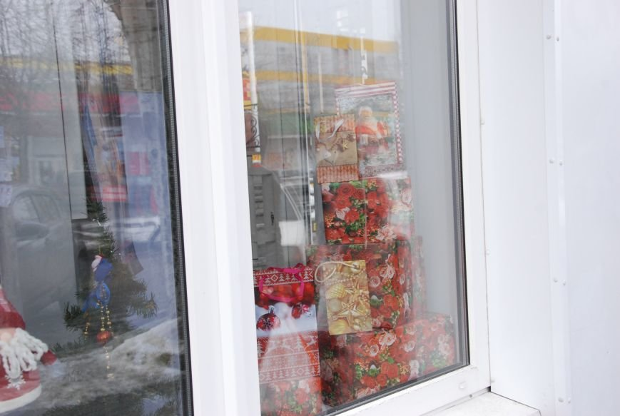 «Новогодние окна» Бердянска (ФОТОРЕПОРТАЖ), фото-5